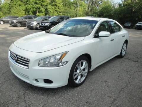 2014 Nissan Maxima for sale at Columbus Car Company LLC in Columbus OH