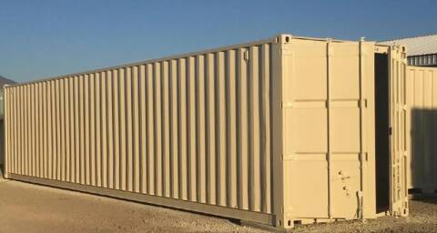 """STORAGE CARGO CONTAINER"" PRICE INCLUDES LOCAL DELIVERY for sale at Brand X Inc. in Mound House NV"