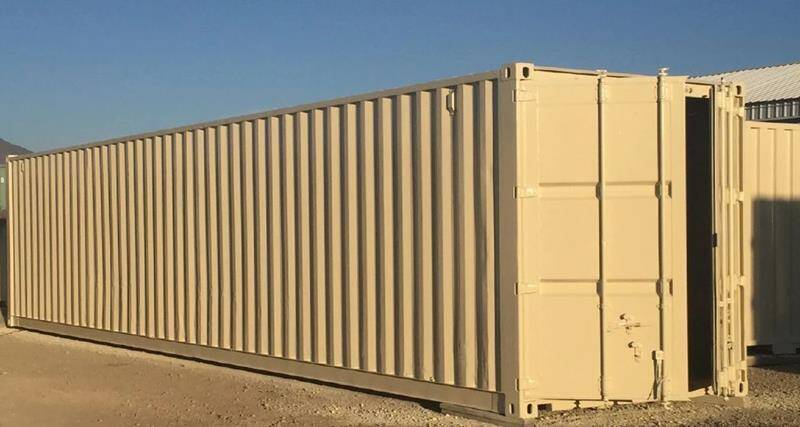"""""""STORAGE CARGO CONTAINER"""" PRICE INCLUDES LOCAL DELIVERY for sale at Brand X Inc. in Carson City NV"""