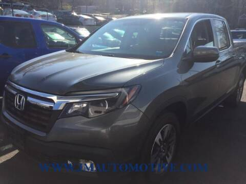 2017 Honda Ridgeline for sale at J & M Automotive in Naugatuck CT