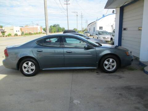 2006 Pontiac Grand Prix for sale at 3A Auto Sales in Carbondale IL