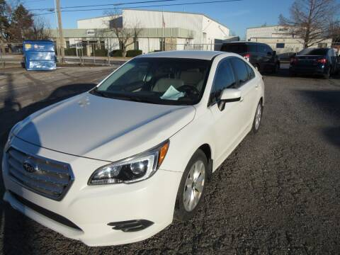 2015 Subaru Legacy for sale at Grays Used Cars in Oklahoma City OK