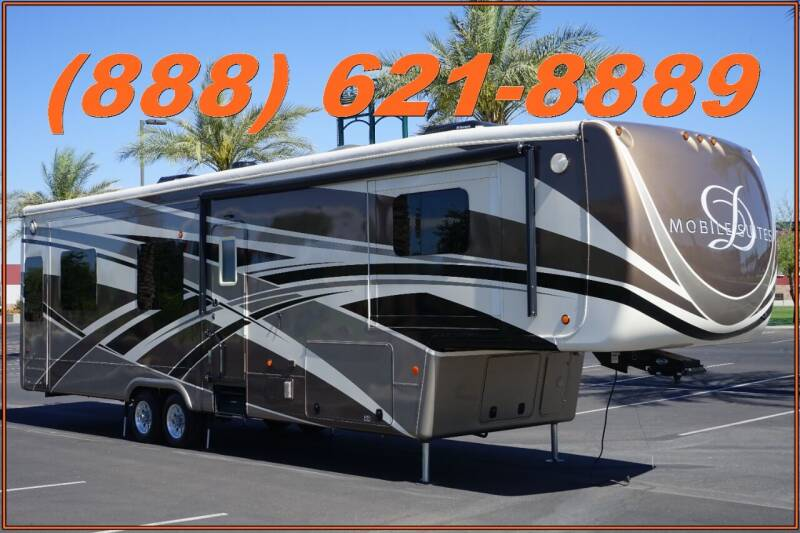 2016 DRV Mobile Suites for sale at AZautorv.com in Mesa AZ