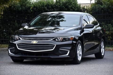 2017 Chevrolet Malibu for sale at Wheel Deal Auto Sales LLC in Norfolk VA