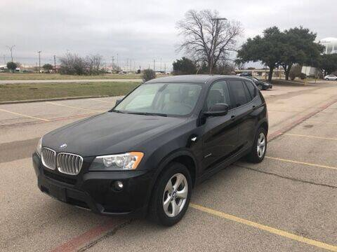 2012 BMW X3 for sale at Executive Auto Sales DFW in Arlington TX