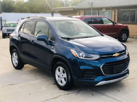 2020 Chevrolet Trax for sale at Safeen Motors in Garland TX