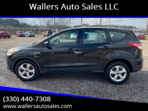 2015 Ford Escape for sale at Wallers Auto Sales LLC in Dover OH