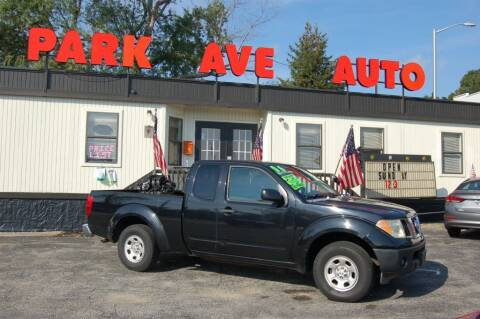 2006 Nissan Frontier for sale at Park Ave Auto Inc. in Worcester MA