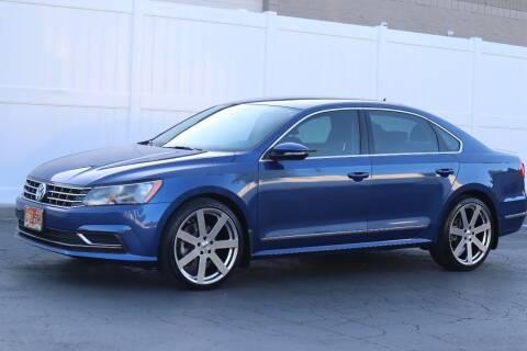 2016 Volkswagen Passat for sale at Overland Automotive in Hillsboro OR
