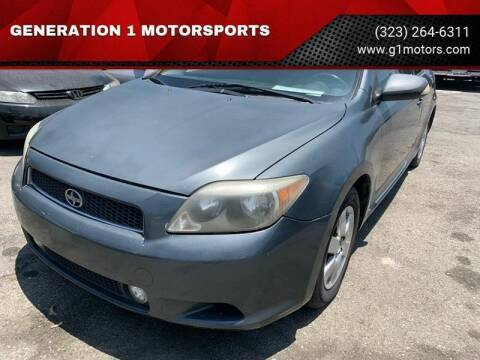 2005 Scion tC for sale at GENERATION 1 MOTORSPORTS #1 in Los Angeles CA