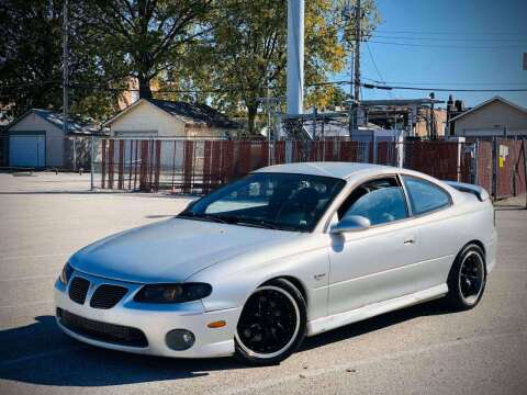 2005 Pontiac GTO for sale at ARCH AUTO SALES in St. Louis MO