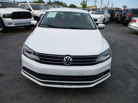 2017 Volkswagen Jetta for sale at LOS PAISANOS AUTO & TRUCK SALES LLC in Peachtree Corners GA