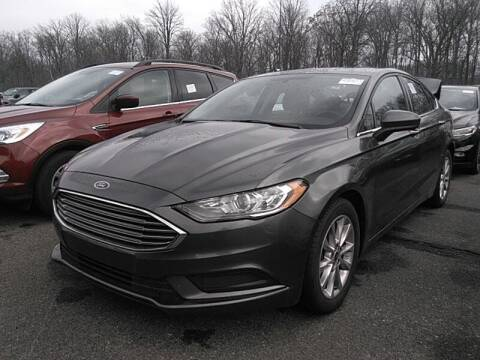 2017 Ford Fusion for sale at Martins Auto Sales in Shelbyville KY