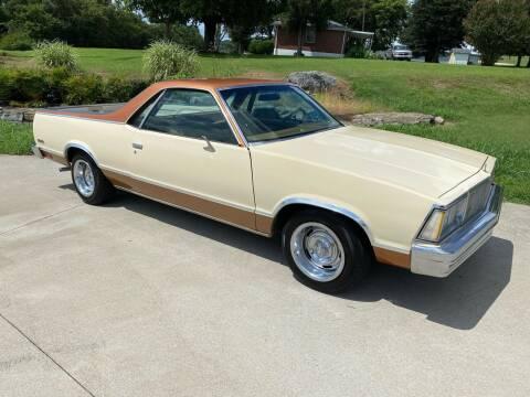 1980 Chevrolet El Camino for sale at HIGHWAY 12 MOTORSPORTS in Nashville TN