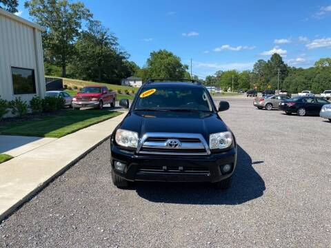 2006 Toyota 4Runner for sale at B & B AUTO SALES INC in Odenville AL