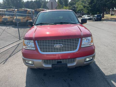 2003 Ford Expedition for sale at SNS AUTO SALES in Seattle WA