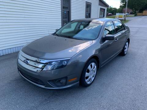 2011 Ford Fusion for sale at Just Car Deals in Louisville KY