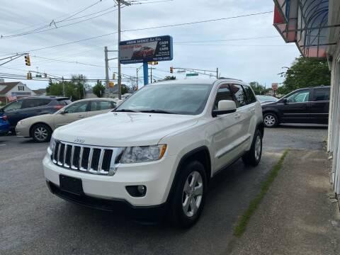 2011 Jeep Grand Cherokee for sale at Union Avenue Auto Sales in Hazlet NJ
