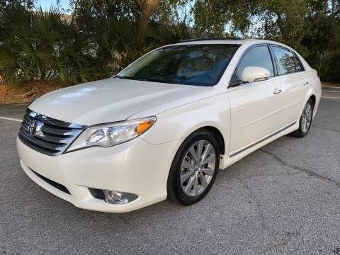 2012 Toyota Avalon for sale at GOLD COAST IMPORT OUTLET in St Simons GA