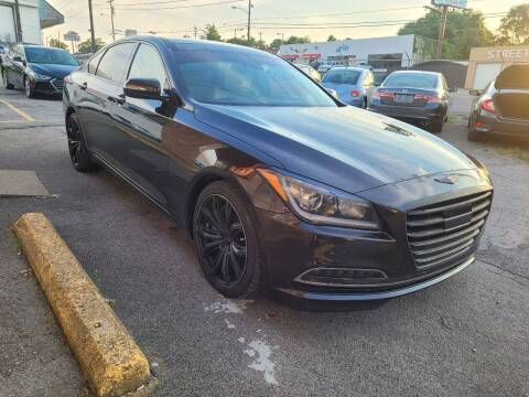 2016 Hyundai Genesis for sale at Green Ride Inc in Nashville TN