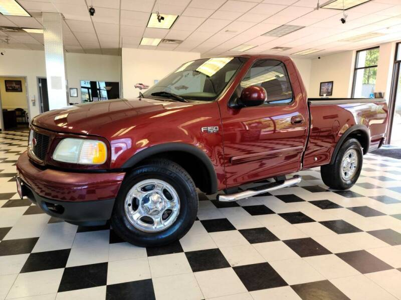 2003 Ford F-150 for sale at Cool Rides of Colorado Springs in Colorado Springs CO
