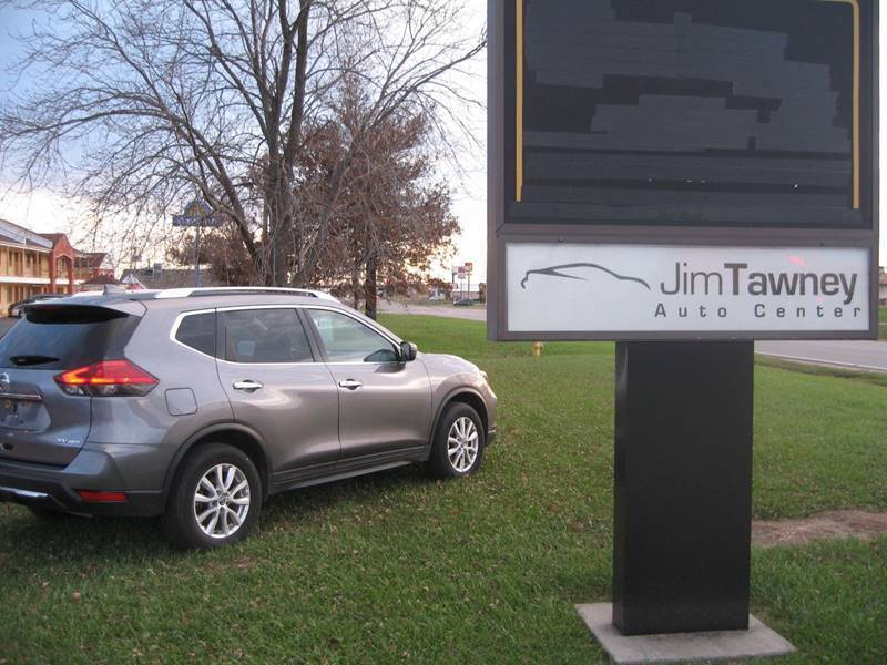 2017 Nissan Rogue for sale at Jim Tawney Auto Center Inc in Ottawa KS