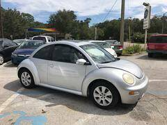 2008 Volkswagen New Beetle for sale at Popular Imports Auto Sales in Gainesville FL