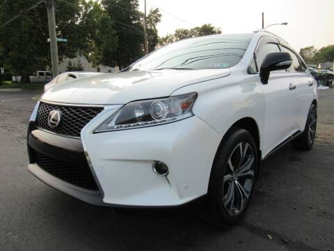 2015 Lexus RX 350 for sale at PRESTIGE IMPORT AUTO SALES in Morrisville PA