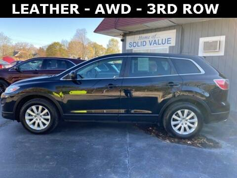 2010 Mazda CX-9 for sale at Newcombs Auto Sales in Auburn Hills MI
