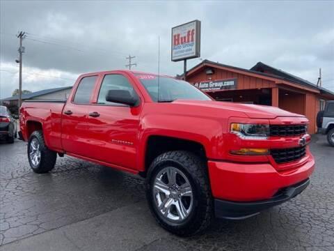 2019 Chevrolet Silverado 1500 LD for sale at HUFF AUTO GROUP in Jackson MI