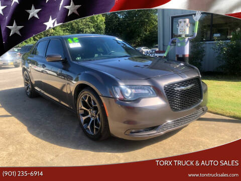 2015 Chrysler 300 for sale at Torx Truck & Auto Sales in Eads TN