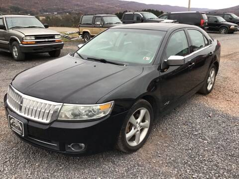 2008 Lincoln MKZ for sale at Troys Auto Sales in Dornsife PA