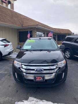 2011 Ford Edge for sale at Zs Auto Sales in Kenosha WI