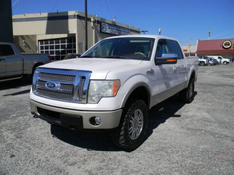 2010 Ford F-150 for sale at Meridian Auto Sales in San Antonio TX