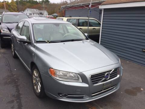 2011 Volvo S80 for sale at Top Quality Auto Sales in Westport MA