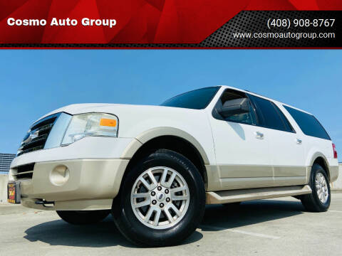 2009 Ford Expedition EL for sale at Cosmo Auto Group in San Jose CA