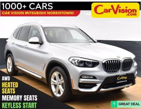 2018 BMW X3 for sale at Car Vision Buying Center in Norristown PA