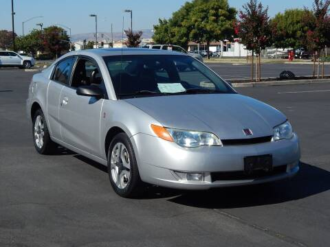 2004 Saturn Ion for sale at Gilroy Motorsports in Gilroy CA
