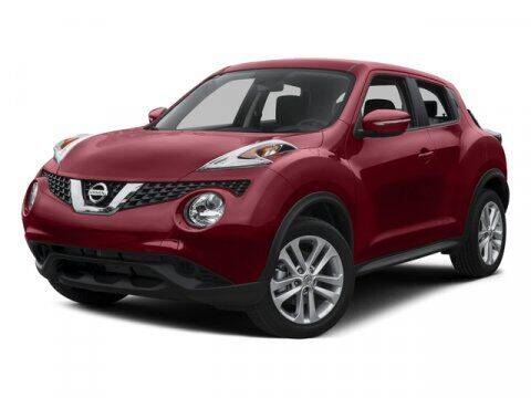 2015 Nissan JUKE for sale at Griffin Buick GMC in Monroe NC