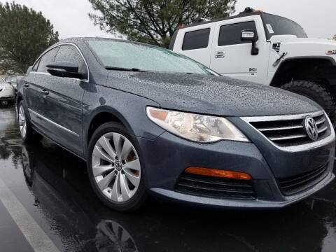 2012 Volkswagen CC for sale at Trini-D Auto Sales Center in San Diego CA