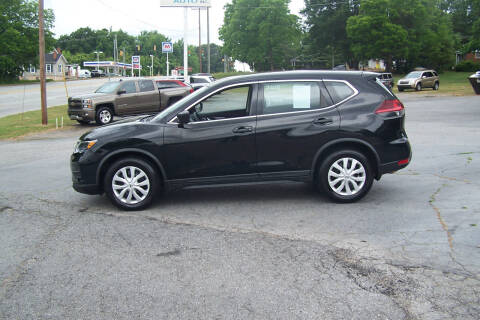 2018 Nissan Rogue for sale at Blackwood's Auto Sales in Union SC