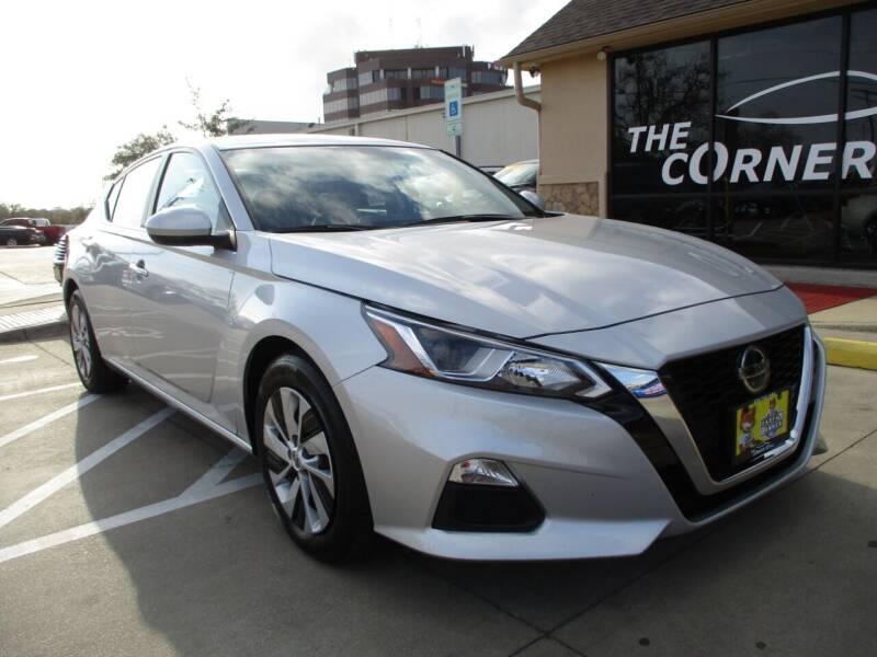 2020 Nissan Altima for sale at Cornerlot.net in Bryan TX