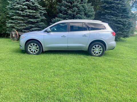 2014 Buick Enclave for sale at Car Corral in Tyler MN