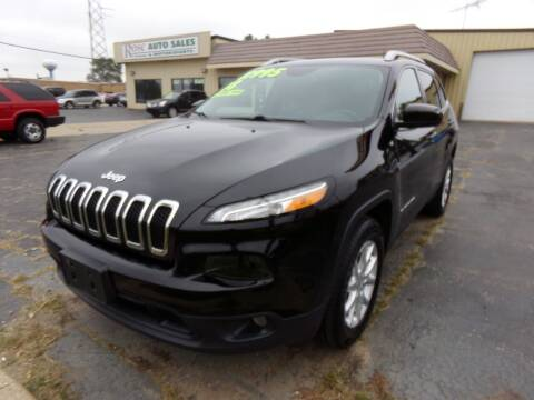 2018 Jeep Cherokee for sale at Rose Auto Sales & Motorsports Inc in McHenry IL