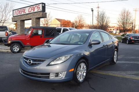 2010 Mazda MAZDA6 for sale at I-DEAL CARS in Camp Hill PA