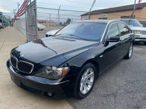 2008 BMW 7 Series for sale at The PA Kar Store Inc in Philladelphia PA