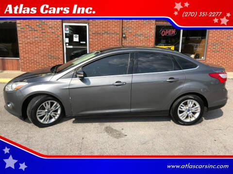 2012 Ford Focus for sale at Atlas Cars Inc. - Elizabethtown Lot in Elizabethtown KY