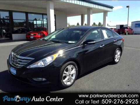2013 Hyundai Sonata for sale at PARKWAY AUTO CENTER AND RV in Deer Park WA