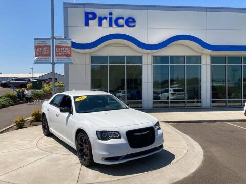 2019 Chrysler 300 for sale at Price Honda in McMinnville in Mcminnville OR