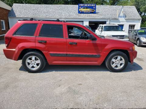 2005 Jeep Grand Cherokee for sale at Street Side Auto Sales in Independence MO